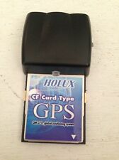 HOLUX CF GPS Card GM 270 Recon TDS Timble