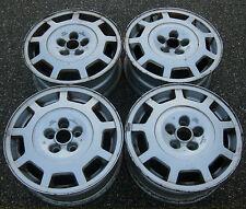 4 xAlufelgen für VW Golf GTI NewBeetle 6Jx15H2 ET38 1H0601025J #8487