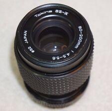 Tokina SZ-X 80-200mm F4.5/5.6 Zoom Lens - Contax / Yashica mount