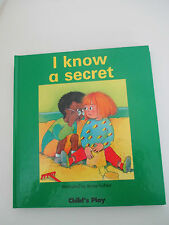 """Child's Play - Story to Learn about Where Babies Come From """"I Know a Secret"""""""