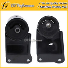 F & R Engine Mount 2PCS Set for 96-99 Infiniti I30/ 95-03 Nissan Maxima 3.0/3.5