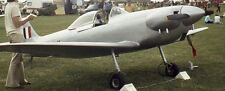 Spitfire Isaacs Homebuilt Sports Airplane Wood Model Replica Large Free Shipping