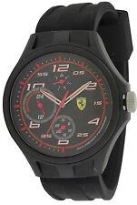 Ferrari Scuderia Pit Crew Silicone Mens Watch 0830290