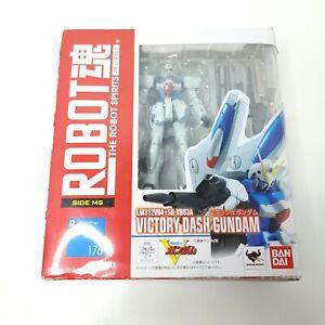 US Seller Robot Spirits Side MS V DASH GUNDAM Action Figure BANDAI TAMASHII READ