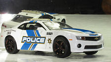 2010 CAMARO SS RS POLICE CAR WHITE NIB