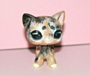Littlest Pet Shop Custom OOAK Cat Hand painted by MLPcandy