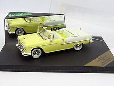 Velocidad 1/43 - Chevrolet Bel Air 1955 Convertible Amarillo