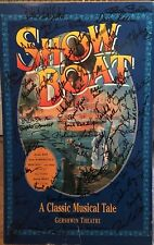 Cast Signed SHOW BOAT Broadway Poster Windowcard
