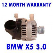 BMW X5 3.0 2000 2001 2002 2003 2004 2005 - 2015 REMANUFACTURED ALTERNATOR