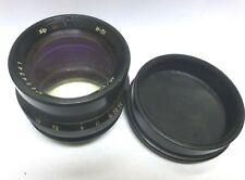 INDUSTAR-51 F4.5 210mm USSR Russian lens large format camera Tessar copy FKD