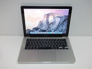 """Apple Macbook Pro 13"""", Core 2 Duo, 2.26GHz, Mid-2009, 160GB HDD, 4GB RAM, A1278"""