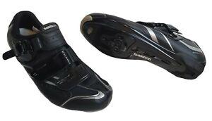 Shimano SHWR42L Black Cycling Shoes Euro 40/U.S 7.8