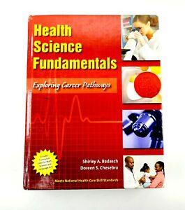 Health Science Fundamentals: Exploring Career Pathways