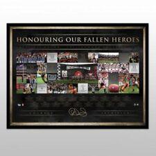 Frame 1980s AFL & Australian Rules Football Memorabilia