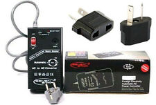 300 Watt Voltage Converter Australia NZ China Plug Adapter Combo! 110v 220v Volt