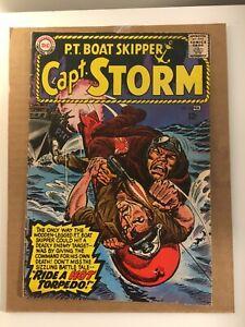 P.T. Boat Skipper Capt. Storm #11 I combine Shipping!