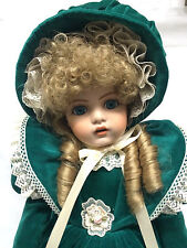 """Treasure Yesteryear Lady Anne 24"""" Articulated FULL BODY Porcelain Doll """"Melissa"""""""