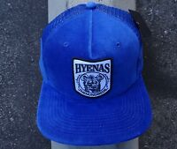 New The Hundreds Skate Hyena Blue Mens Snapback Hat One Size