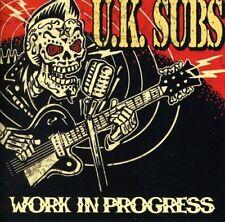 UK Subs - Work In Progress [CD]