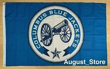 New listing Columbus Blue Jackets 3x5 ft Flag Banner Nhl