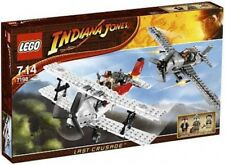 LEGO Indiana Jones Fighter Plane Attack Set #7198