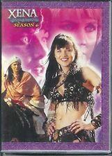 Xena Warrior Princess Season 6 Trading Cards Base Set