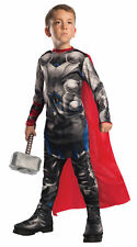 Marvel Avengers Thor Classic Costume for Children I-610432s 2 Size S