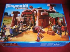 PLAYMOBIL® 5246 WESTERN GOLDMINE MIT SPRENGKISTE NEU OVP