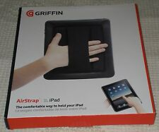 iPad AirStrap Rugged Tough Protective Cover 1st Gen GB01759 w/Hand Strap NEW