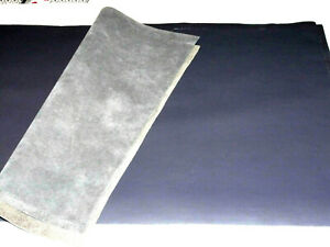 """Large Leather panels 4 Pieces 18"""" x 24"""" 2 colors Top Quality Large"""
