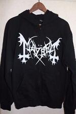 MAYHEM De Mysteriis Dom Sathanas Hoodie L Official Darkthrone Satyricon