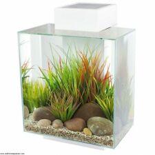 Fluval Edge Aquarium Kit 46l LED Light White Frame