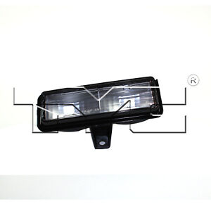 TYC - 12-1557-01 - 1989-96 Chevrolet/GMC - RH - Parking/Signal Lamp