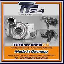 Turbolader # FORD - Focus Galaxy 1.8 TDCi 90PS bis 125PS # 7G9Q-6K682-BB # TT24