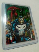 1992 The Punisher/ Daredevil Marvel Comics Image Trading Card #65 Near Mint+ 9.8