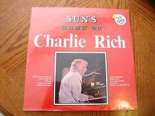 CHARLIE RICH BEST OF SUN RECORDS 1974 LP SEALED MINT VINYL