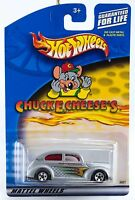 Hot Wheels Promo Chuck E Cheese Fat Fendered '40 NEW