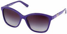 Neu Dolce & Gabanna D&G DG4170PM 634/8G Damen lila Sonnenbrille graue Linse