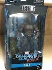 "Marvel Legends 6"" NIB Guardians of the Galaxy Volume 2 Drax Gladiator Hulk"