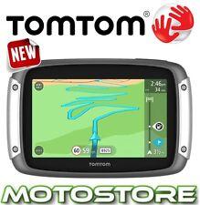 Item  Tomtom Rider  Great Rides Europe Gps Motorcycle Sat Nav Lifetime Traffic Maps