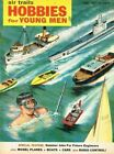 Air Trails HOBBIES for YOUNG MEN Magazine June 1955 Roll-O: R/C Cabin model