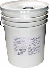 5 Gallons of Corrosion Inhibited Propylene Glycol Antifreeze Food Grade USP