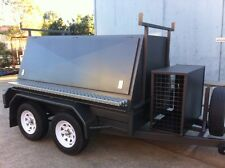 NEW STANDARD BUILDERS TRAILERS / LADDER RACKS / EXTENDED DRAW BAR STARTS FROM