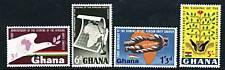 Ghana 1964 Unity Charter SG 339/42 MNH