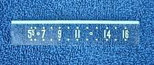 57 Chevy Radio Lens Push Button & Wonder Bar *NEW*