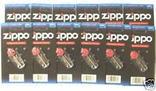 Genuine Zippo Replacement Flint 2406N 2 Packs 12 Flints