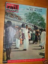 vie du rail 1964 956 POISSY CHAUMONT EPERNON CERBERE