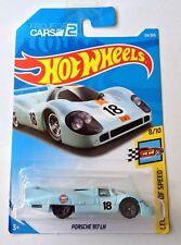 Hot Wheels  Porsche 917 LH Racing Car