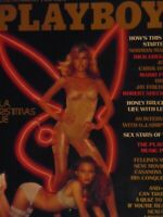 Playboy December 1976 Gala Christmas Issue | Karen Hafter     #7288
