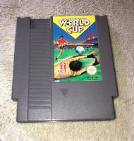Nintendo World Cup - Nintendo NES PAL B FRA - Cartouche Seule